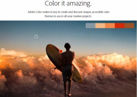 color adobe Web Designers