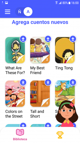 Bolo Learn to read with Google app