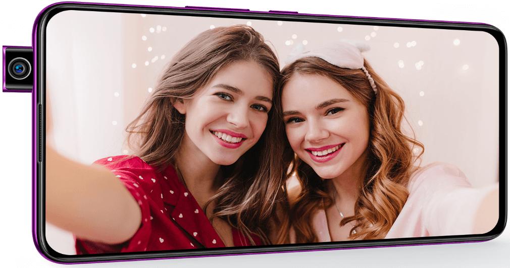 Infinix S5 Pro selfie image