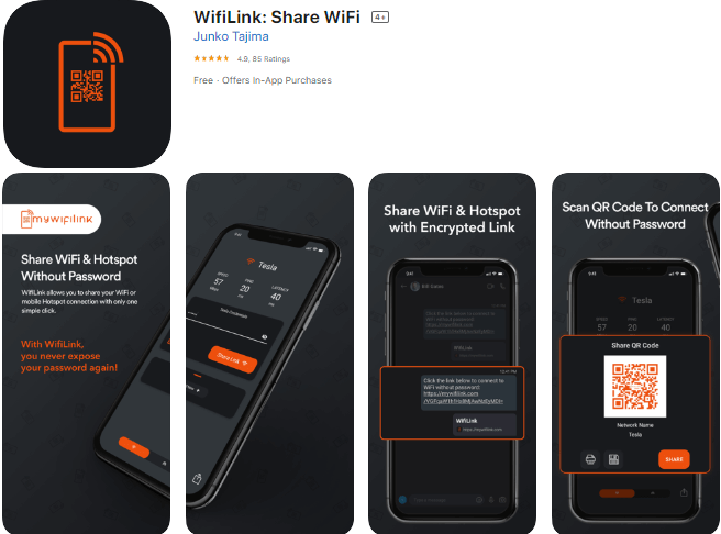 wifi link Best Free Apps for Android and iOS