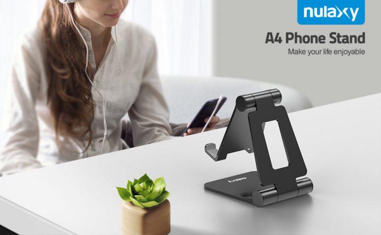 Adjustable Desktop Phone Holder