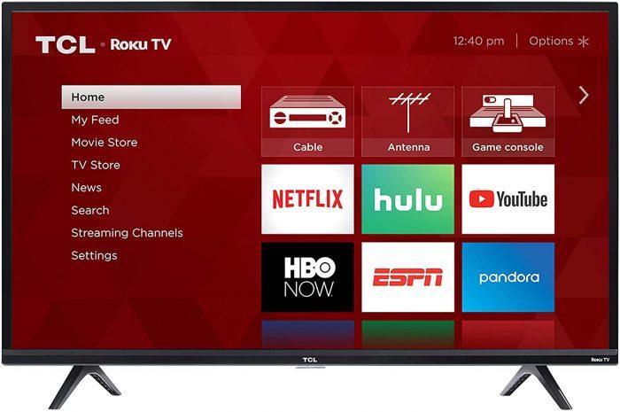 TCL Smart LED TV