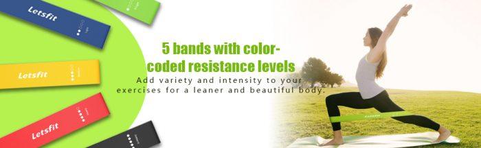 Resistance Loop Bands workout