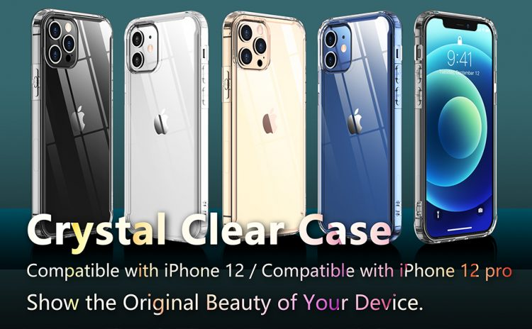 iPhone 12 Case Temdan