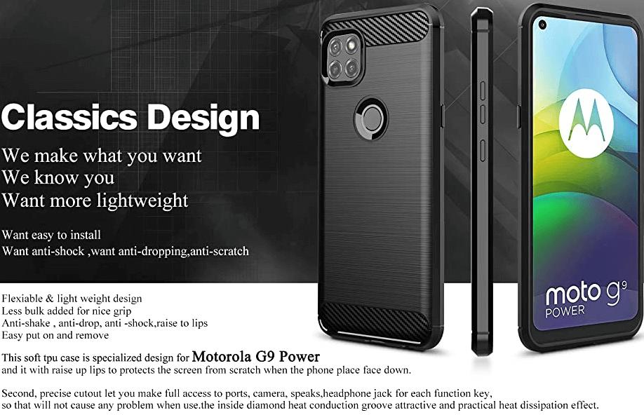 Moto g9 Power Case