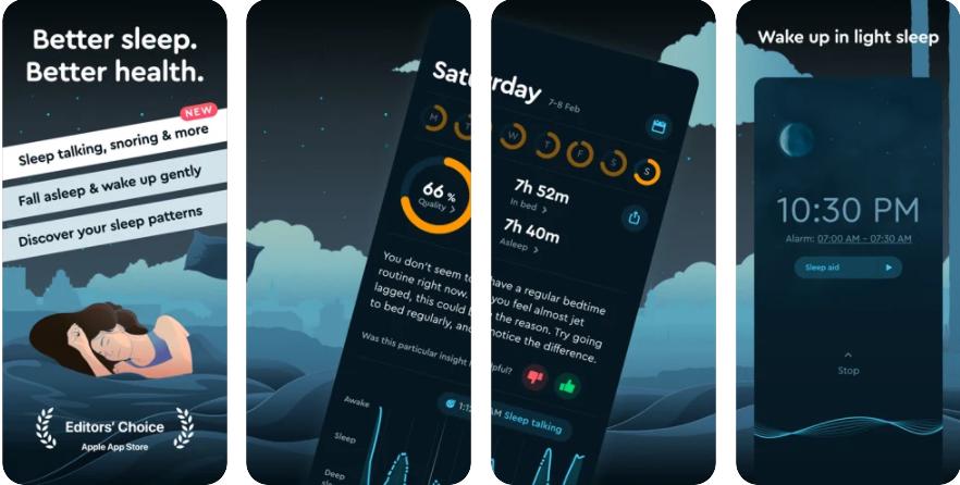 Sleep Cycle Sleep Tracker