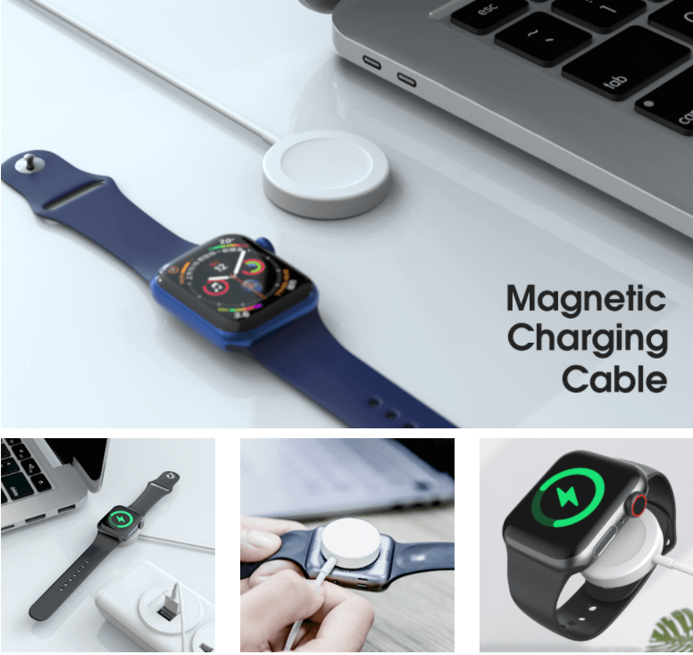 Apple Watch Magnetic Charging Cable for Apple Watch Series