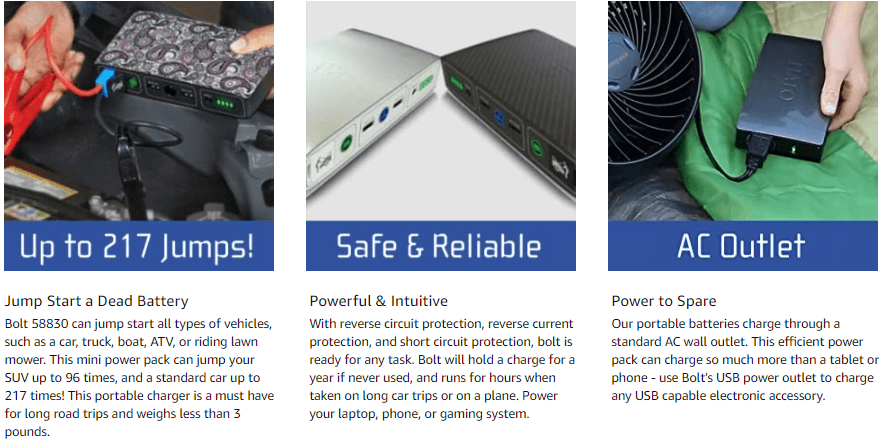 Power Bank for Phones