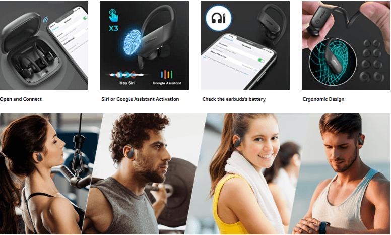 Wireless for Sport