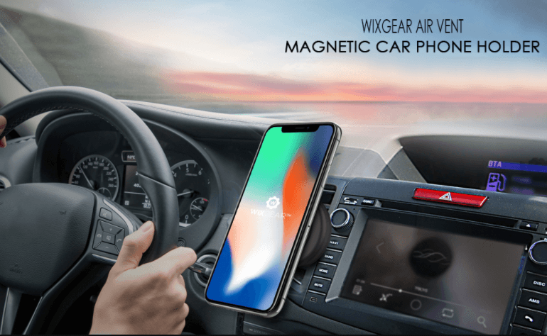 WixGear Magnetic Phone Car Mount