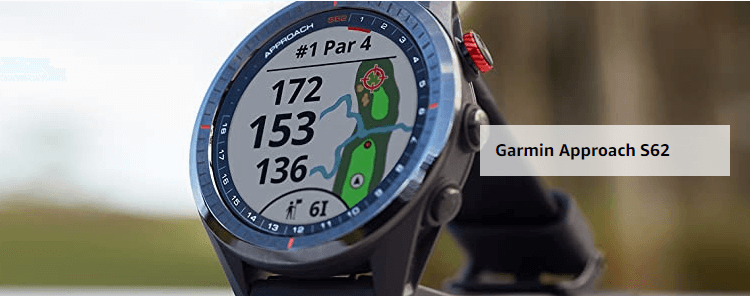 Garmin Approach S62