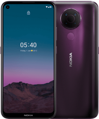 Nokia 5.4 Specifications and Overview