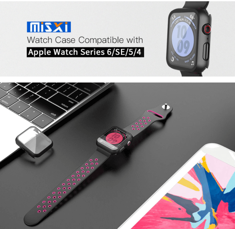 Apple Watch Case with Screen Protector