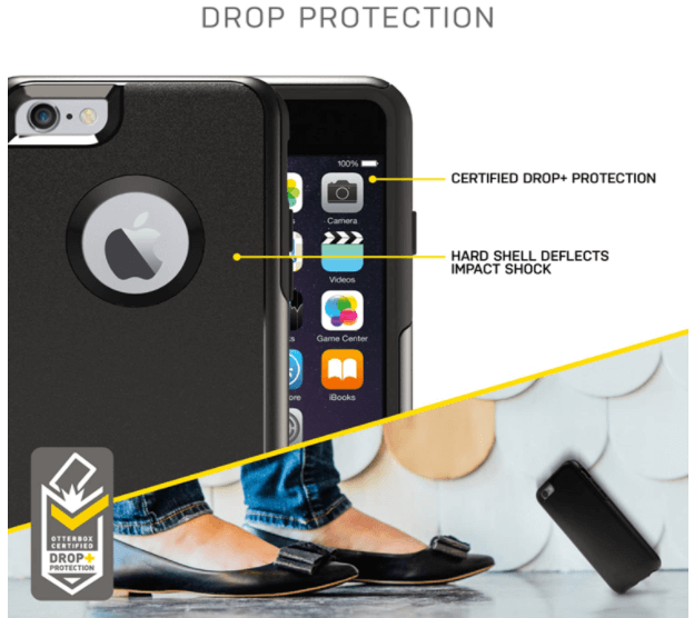 OtterBox Case for iPhone 6 and 6S