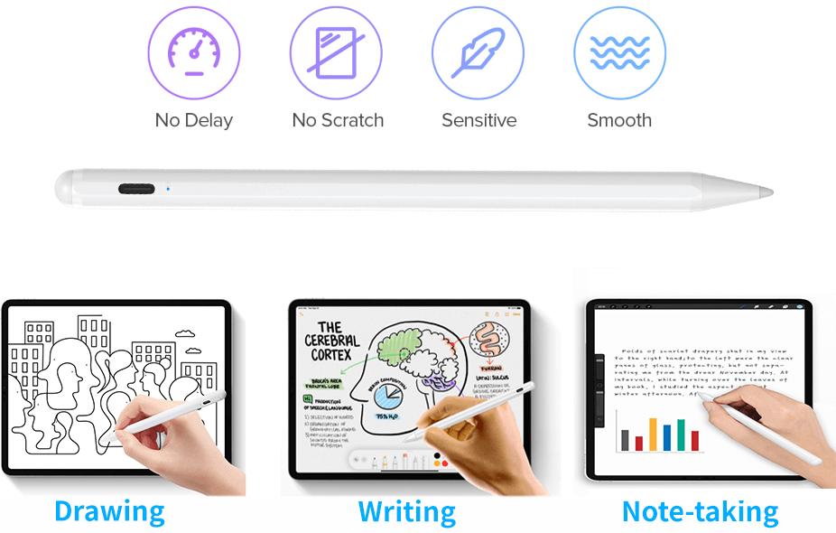 iPad Compatible Active Pencil