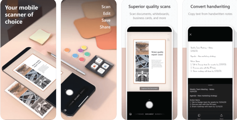 5 Best Free Scanner Apps