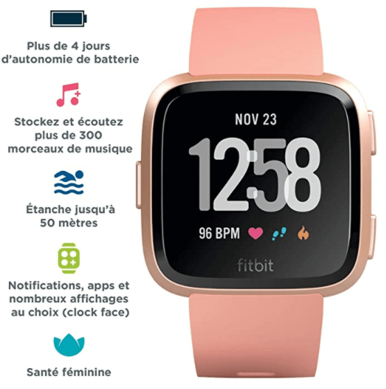 Fitbit Versa Connected Watch