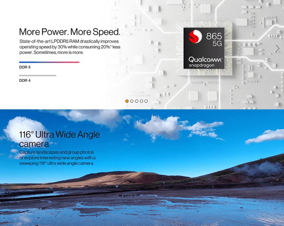 OnePlus 8 5G 128GB