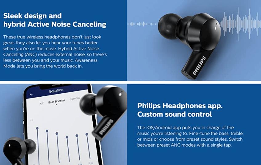 Philips Audio T5505
