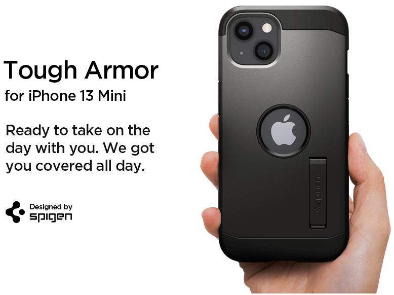 Apple iPhone 13 Mini Case Spigen Tough Armor Designed