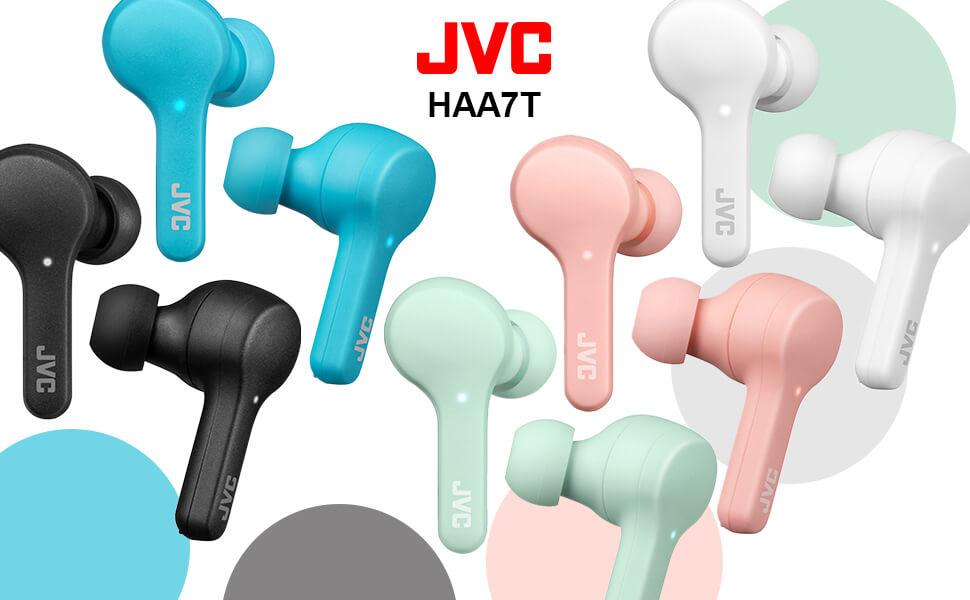 JVC Gumy Truly Wireless Earbuds