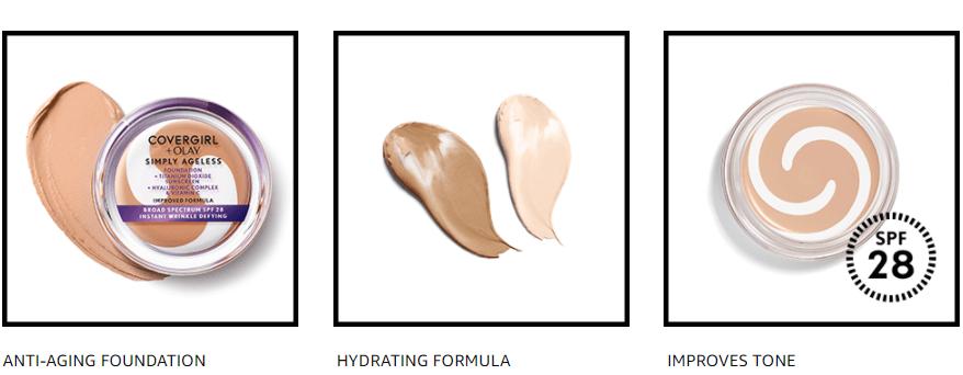 Instant Wrinkle-Defying Foundation