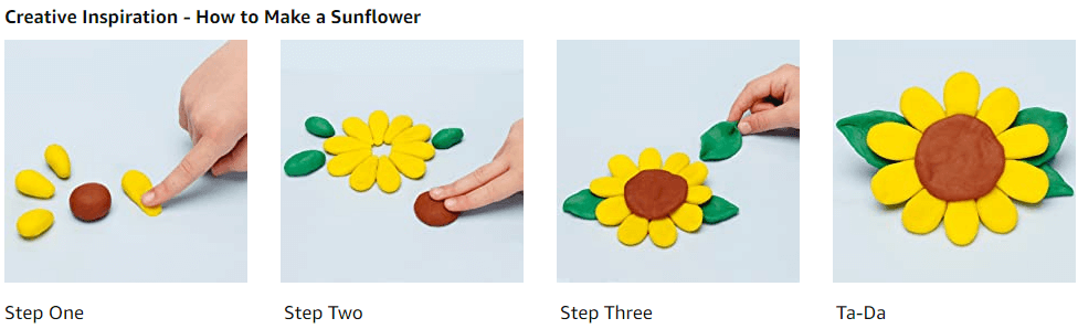 Play-Doh Modeling Compound for Art Craft
