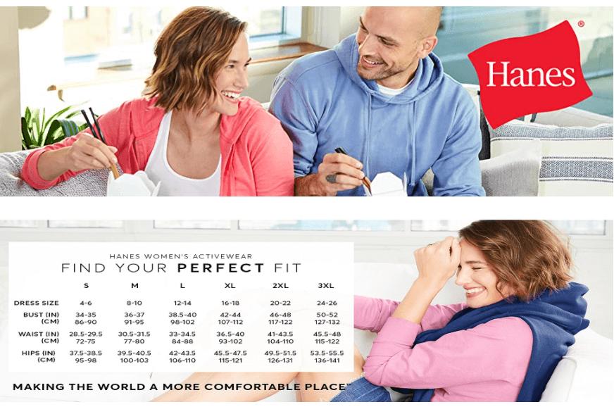 Hanes Women's Full-Zip Hoodie Sweatshirt