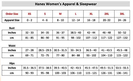 Hanes Short Sleeve V-neck Tee for Women